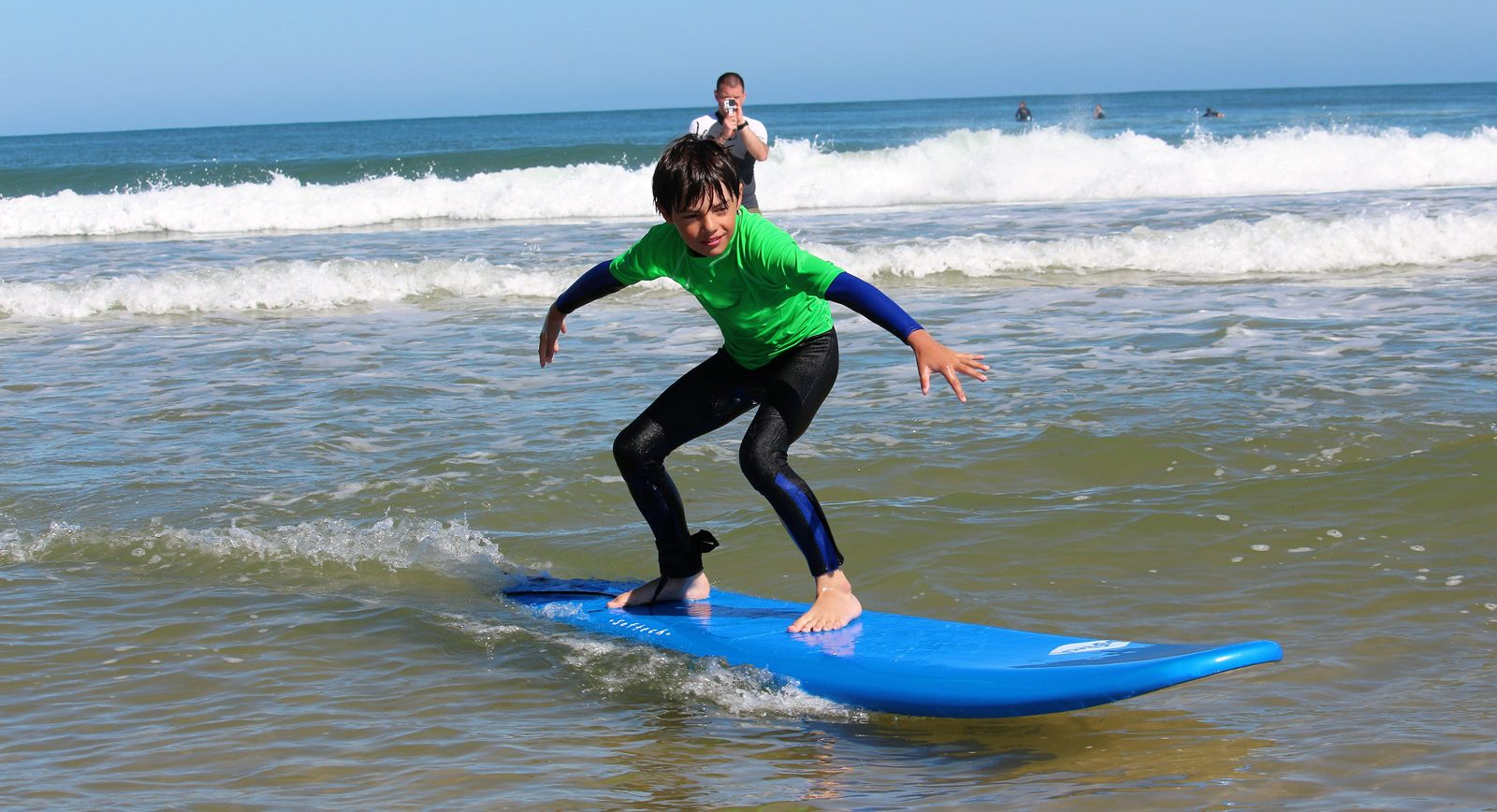All level surf lessons