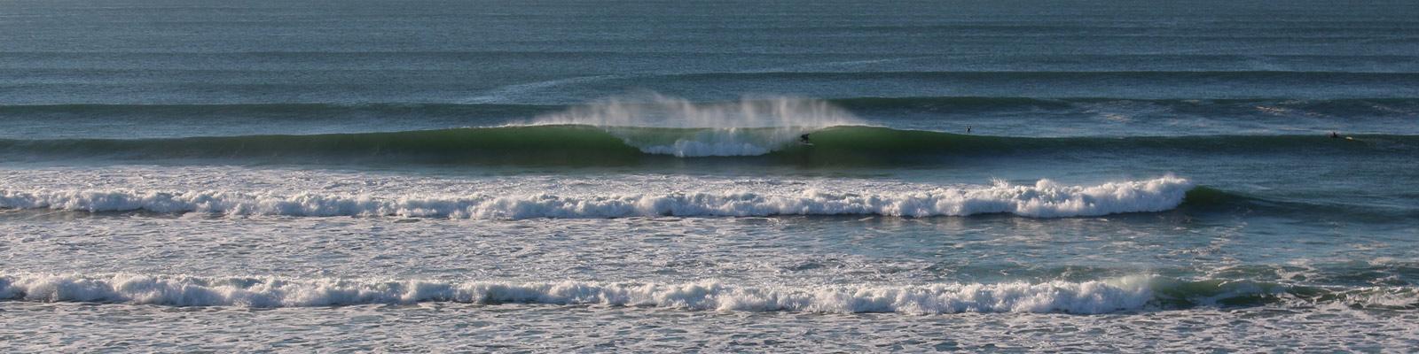 Ecole de surf du golf : cours et stages de surf tous niveau à Moliets et Maa