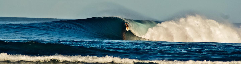 Camille Reine, professeur de surf Moliets
