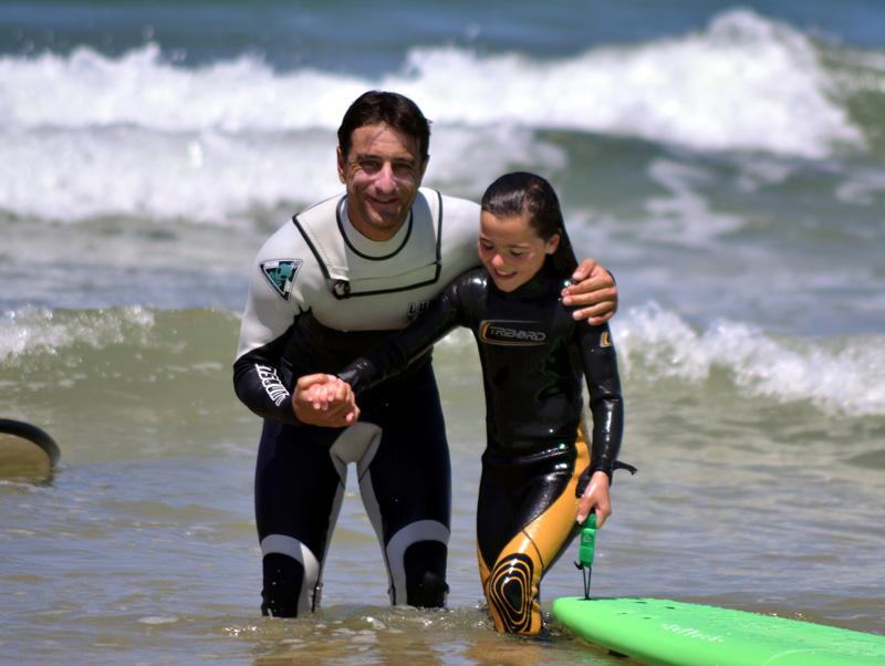 Cours de surf Moliets